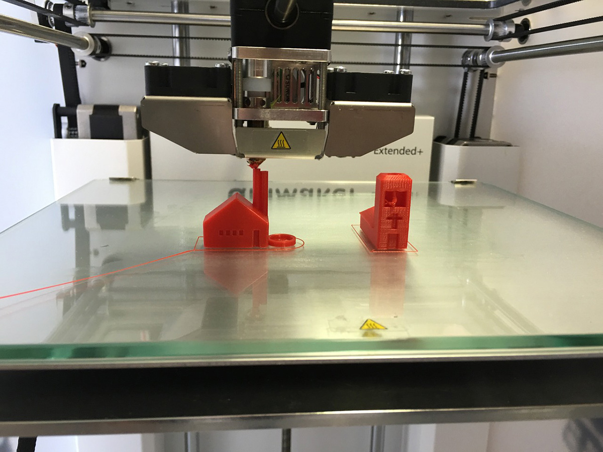 3D printing lessons