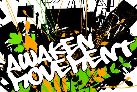 Awaken Movement Poster